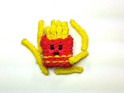 Плетение на резинках фигурки
